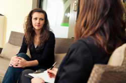 Day Treatment Counseling Session